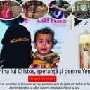 """Dieceza de Iași: Campanie umanitară """"Lumina lui Cristos, speranță și pentru Yemen"""""""