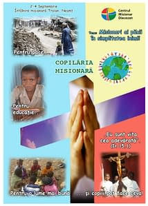 Afis Copilaria Misionara