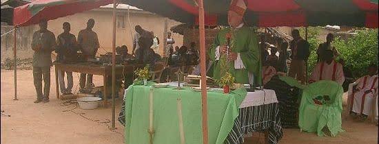 O zi de evanghelizare în Coasta de Fildeş