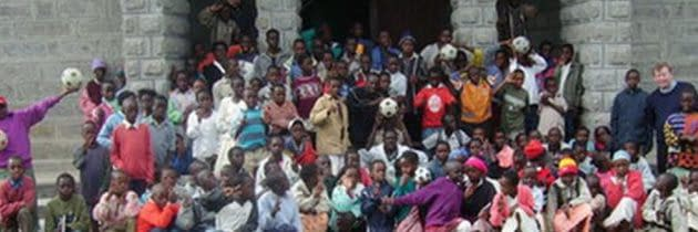 Fragmente de corespondenta din Kenya