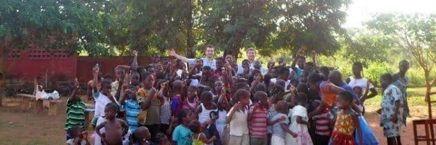 Coasta de Fildeş – tărâm al misiunilor. Impresii ale seminariştilor misionari