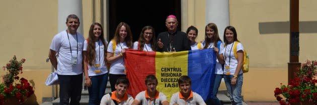 CMD pelerin la ZMT – Catehezele în limba română