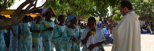 Misionari în Coasta de Fildeş – Radio Maria