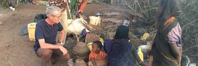 Kenya – situația refugiaților din Mangudo, Forole