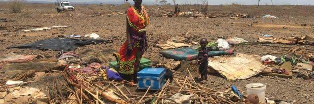 Kenya – O furtună puternică a lovit misiunea Maikona