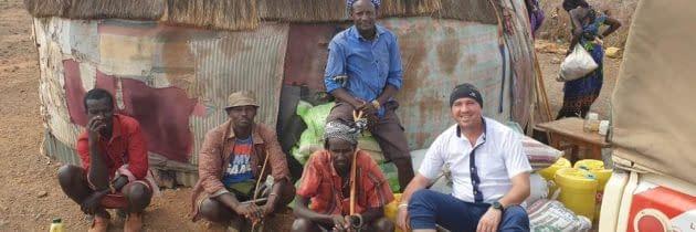 """Kenya – Proiectul """"Speranță după furtună"""" a adus multă mângâiere"""