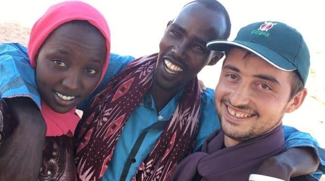 Ziua Mondială a Misiunilor – Experiența misionară a tânărului Mihai Chichiriță